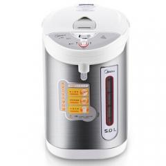 美的 PD105-50G 电热水壶5L 不锈钢电热水壶开水瓶 DQ.1280