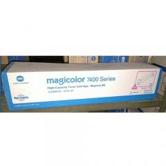 柯尼美能达mc7400红色高容量碳粉盒(12K)适用于7400/7440/7450    HC.829