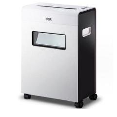 得力(deli)9921 平板系列4级保密办公家用碎纸机 办公文件颗粒粉碎机   IT.503