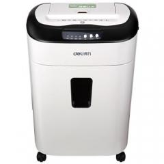 得力(deli) 9926自动入纸高端碎纸机 自动碎纸连续工作1小时  IT.507