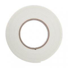 齐心(COMIX)24mm*5y(4.57米)双面泡棉胶带 海绵胶带 泡沫胶带  PM2405-1     XH.591