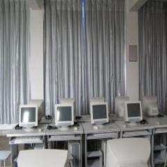 伟业一选窗帘定制 遮光窗帘 灰色印花(每平米价格)含安装 BC.049