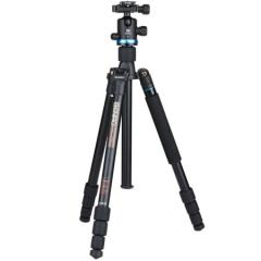 百诺(Benro)三脚架 IF28+ 单反三脚架佳能尼康相机 可反折转独脚架 ZX.276