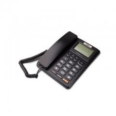 得力(deli)773 黑色 电话机   IT.517