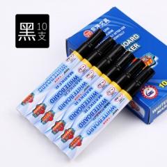 东洋(TOYO) 东洋白板笔 水性笔易擦白板可擦笔 WB-528   黑色 10支/盒1   XH.571
