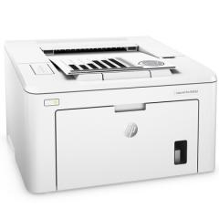 惠普(HP) LaserJet Pro M203d A4黑白激光打印机 DY.228