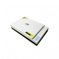中晶(microtek)XT3500高清文档书刊扫描仪A4成册零边距彩色平板扫描仪   IT.530