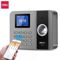 得力(deli)3761C 智能云考勤机 指纹/手机定位考勤 wifi联网打卡机  IT.534