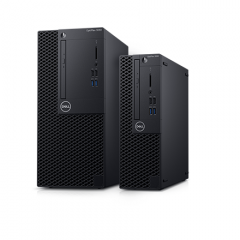 戴尔(Dell)OptiPlex 3060 Tower 231262 /I5-8500/H370/8G/1T/独立2G/DVDRW/单主机 PC.1649