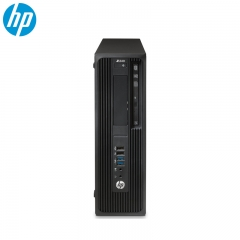 惠普(HP)Z240SFF 纤小型台式机工作站  i7-7700(3.6G/8M/4C)/8G DDR4 2400/1T/超薄DVDRW/linux  WL.257