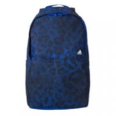 阿迪达斯 adidas 双肩包 CLASSIC BP 男女运动旅行包书包双肩背包 CG0525 蓝色   TY.1181