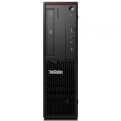 联想(Lenovo)台式工作站  小机箱  P320 SFF 30BJA090CW i5-7500 (3.4GHz)/8GB DDR4 NON-ECC/1TB/Rambo/P400-2G显卡/DOS系统   WL.270