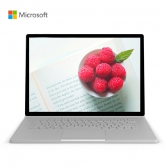 微软(Microsoft) Surface book 2 FVJ-00009 笔记本电脑 /I7-8650U/16G-DDR3内存/1T固态硬盘/6G独显/无光驱/DOS/15英寸/两年质保 PC.1656