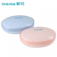 茶花 香皂盒肥皂盒子旅行皂盘 2238  颜色随机   QJ.195