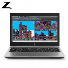 惠普(HP)ZBook15G5 15.6英寸 移动工作站 i7-8750H/P2000 4GB/32GB (2x16GB)/256GB/2TB 5400RPM/DOS  WL.290