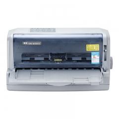 得实(Dascom)DS-650II 高效多用途24针 82列平推票据打印机 DY.235