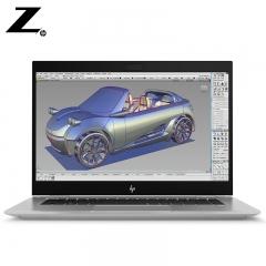 惠普(HP)ZBookStudio_G5 15.6英寸 移动工作站  i7-8850H/16GB (1x16GB)/512GB PCIe/4G独显/DOS/3年保修  WL.302