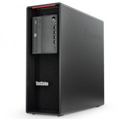 联想(Lenovo)台式工作站 P520  W-2102/16G/128G+1TB/RAMBO/DOS/690W/P600 2G  WL.300