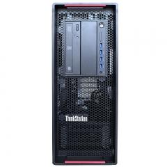 联想(Lenovo)台式工作站 P720  4110/64G/2*2TB/P4000 8G/RAMBO/DOS/900W WL.307