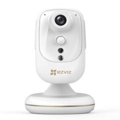 萤石 (ezviz) C1s 400W高清 摄像头 智能网络摄像机 智能传感设备接入   PJ.301
