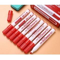 爱好(AIHAO)74500可擦易擦水洗白板笔 红色  XH.634