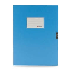 广博(GuangBo)WJ6154高质感A4文件夹板(长押夹+插页)     XH.661