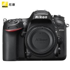 尼康(Nikon) D7200 单反相机 单机身 不含镜头 ZX.282