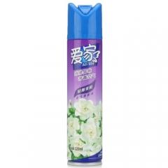 爱家 空气清新剂 茉莉香 320ml    12瓶/箱   QJ.199