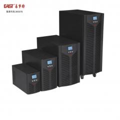 EAST易事特UPS EA9010H在线式LED+LCD显示1KVA延时1小时  WL.340
