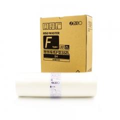 理想(RISO)F型B4版纸33ZL(S-6976ZL) 1盒装 每盒2卷  FY.182