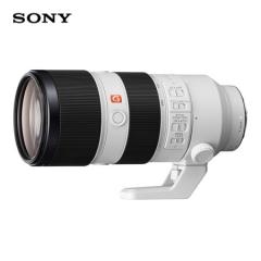索尼(SONY)FE 70-200mm F2.8 GM OSS 全画幅远摄变焦G大师镜头 E卡口(SEL70200GM) ZX.289