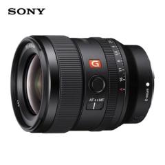 索尼(SONY)FE 24mm F1.4 GM 全画幅广角大光圈定焦G大师镜头(SEL24F14GM)