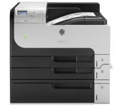 惠普(HP) LaserJet Enterprise 700 M712xh A3黑白双面激光打印机 DY. 245