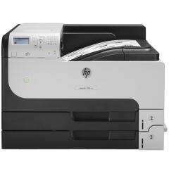 惠普( HP)  LaserJet Enterprise 700 M712dn黑白A3激光打印机 DY.246