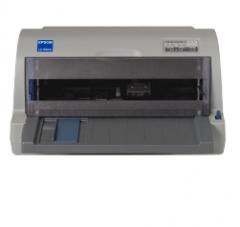 爱普生(EPSON) LQ-610KII 平推票据针式打印机 DY.249
