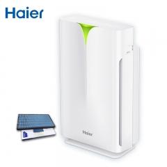 海尔(haier)除甲醛除雾霾除细菌除过敏原负离子静音款智能空气净化器 KJ450F-HY01A(Z)   DQ.1315
