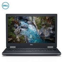 戴尔(DELL)PrecisionVR设计本7530 15.6英寸移动图形工作站笔记本I9-8950HK/16G/512G固态/P3200 6G/W10H高分屏/ DOS  WL.351