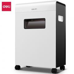 得力(deli)9903平板系列多功能碎纸机 4级保密办公碎纸机  IT.567