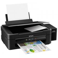 爱普生(EPSON) L380 墨仓式 彩色多功能一体机 打印/复印/扫描 DY.252