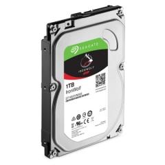 希捷(SEAGATE)酷狼系列 1TB 5900转64M SATA3 网络存储(NAS)硬盘(ST1000VN002)   PJ.324