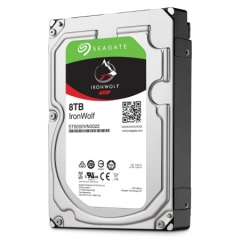 希捷(SEAGATE)酷狼系列 8TB 7200转256M SATA3 网络存储(NAS)硬盘(ST8000VN0022)    PJ.325