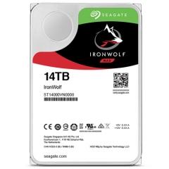 希捷(SEAGATE)酷狼系列 14TB 7200转256M SATA3 网络存储(NAS)硬盘(ST14000VN0008)    PJ.327