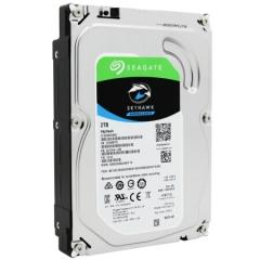 希捷(SEAGATE)酷鹰系列 2TB 5900转64M SATA3 监控级硬盘(ST2000VX008)    PJ.331