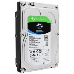 希捷(SEAGATE)酷鹰系列 3TB 5900转64M SATA3 监控级硬盘(ST3000VX010)   PJ.332