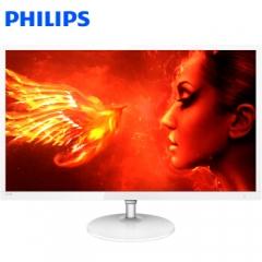 飞利浦(PHILIPS)327E8Q 电脑显示器31.5英寸IPS屏高清爱眼不闪支持壁挂台式 327E8QSW PC.1821