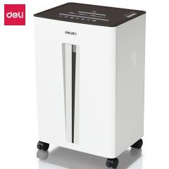 得力(deli)9916大容量办公碎纸机 5级保密多功能碎纸机 IT.582