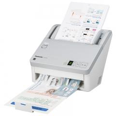 松下(Panasonic) KV-SL1066-CC 高速双面自动馈纸 彩色文档扫描仪  IT.610