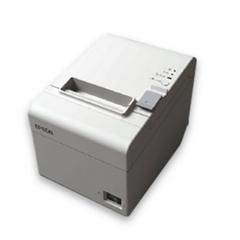 爱普生(Epson) TM-T81II热敏票据打印机80MM 黑色 USB接口  DY.067