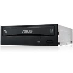 华硕(ASUS) 24倍速 SATA DVD刻录机 黑色(DRW-24D5MT)    PJ.390
