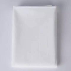 白色单人酒店医院床单棉(1.5*2米) BC.058